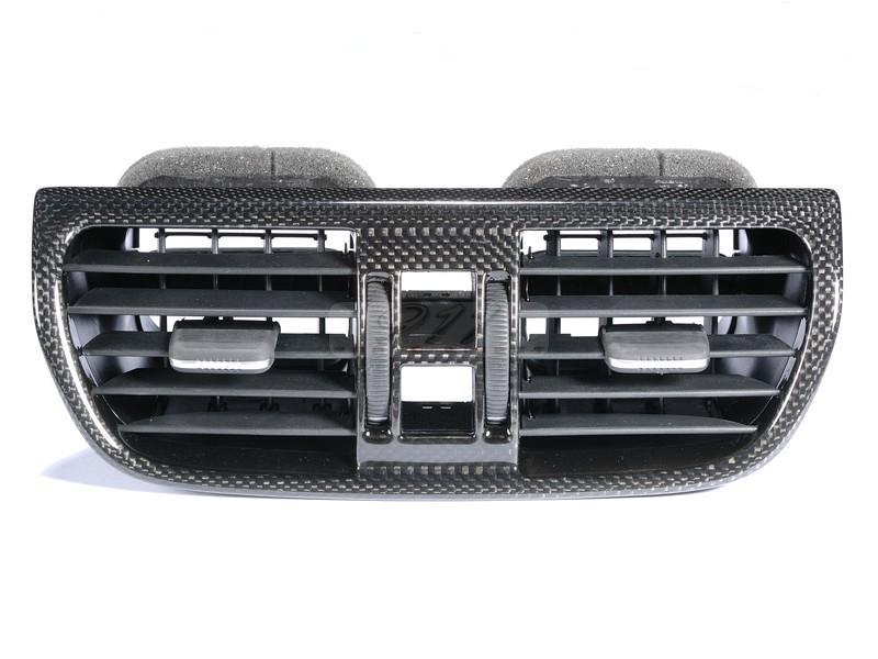 Carbon Fiber Center Vent for Porsche 997 - Porsche 911 ...
