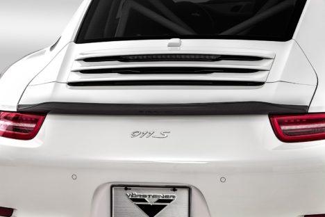 VORSTEINER V-GT Aero Deck Lid Spoiler for Porsche 991 ...