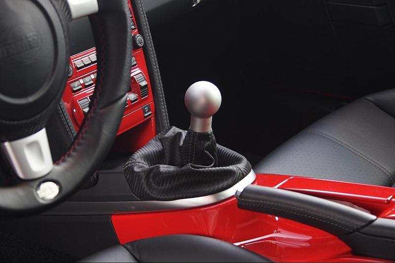 TECHART Aluminum Shift Knob for Porsche 911 997.1 ...