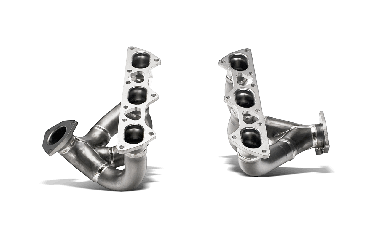 Akrapovic Header Set (Titanium) Porsche 911 GT2/RS and ...