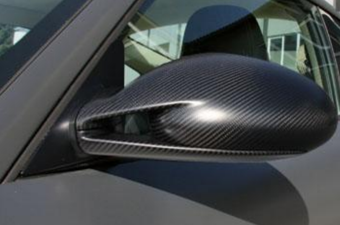 Mansory Mirror housing without direction indicator for 997 ...