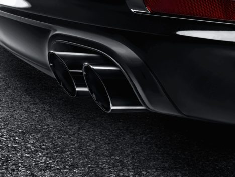 Sports tailpipes - Porsche 911 Parts Direct