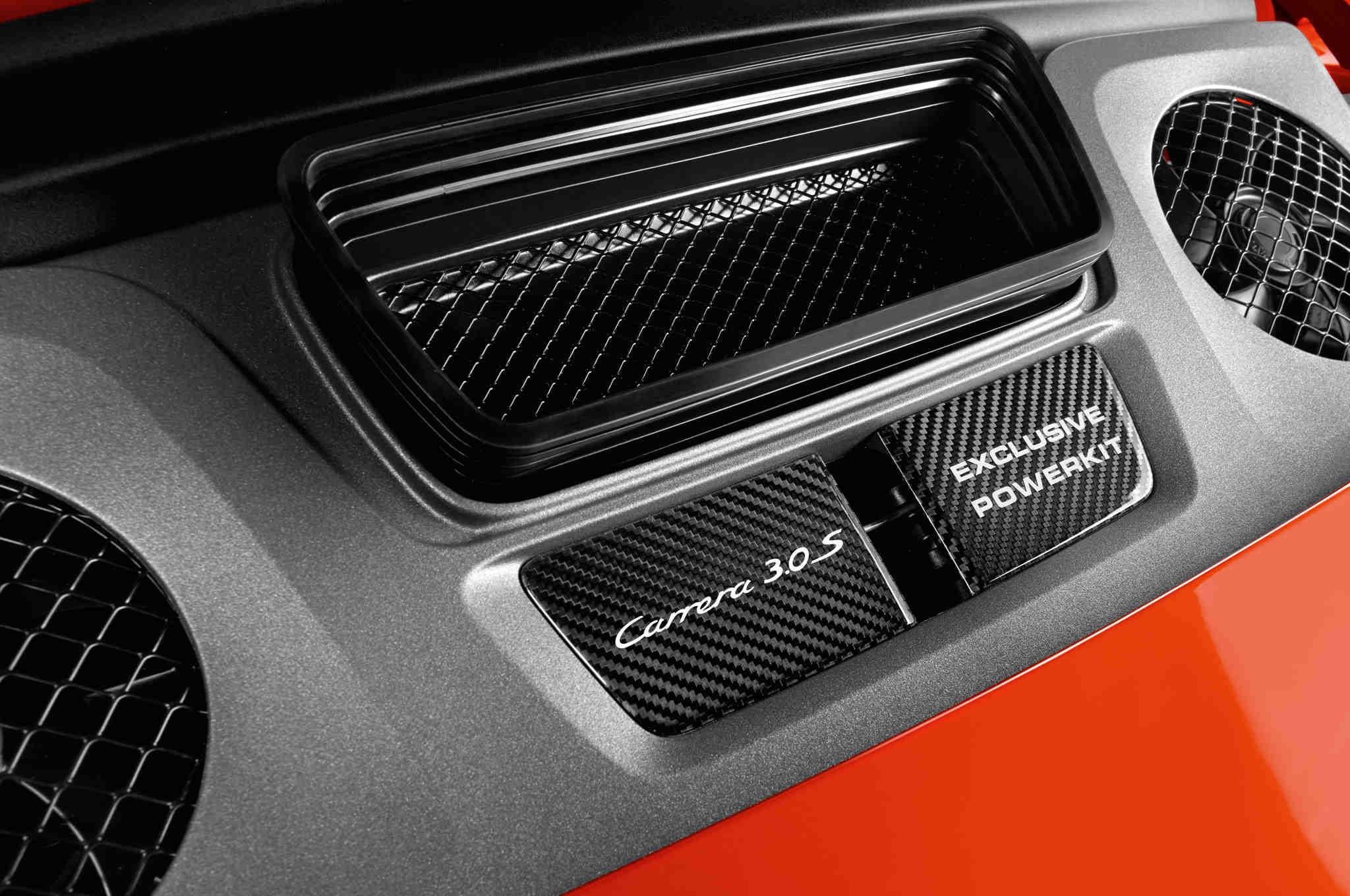 Carrera S power kit - Porsche 911 Parts Direct