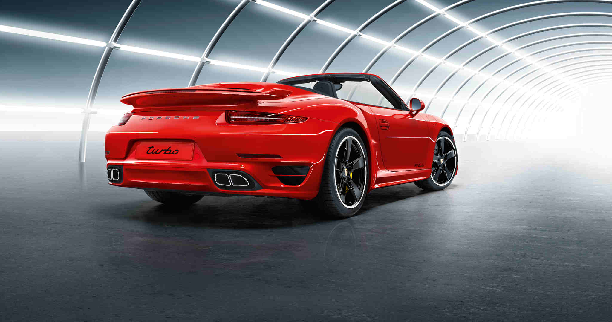 Aerokit 911 Turbo Add On Package For 911 Turbo Cabriolet 991