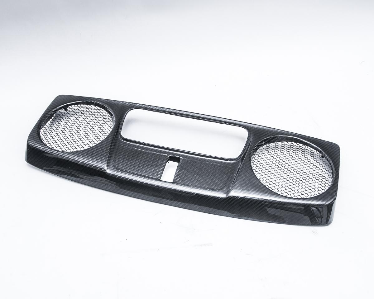 Agency Power Carbon Fiber Engine Cover for Porsche 991 12 ...