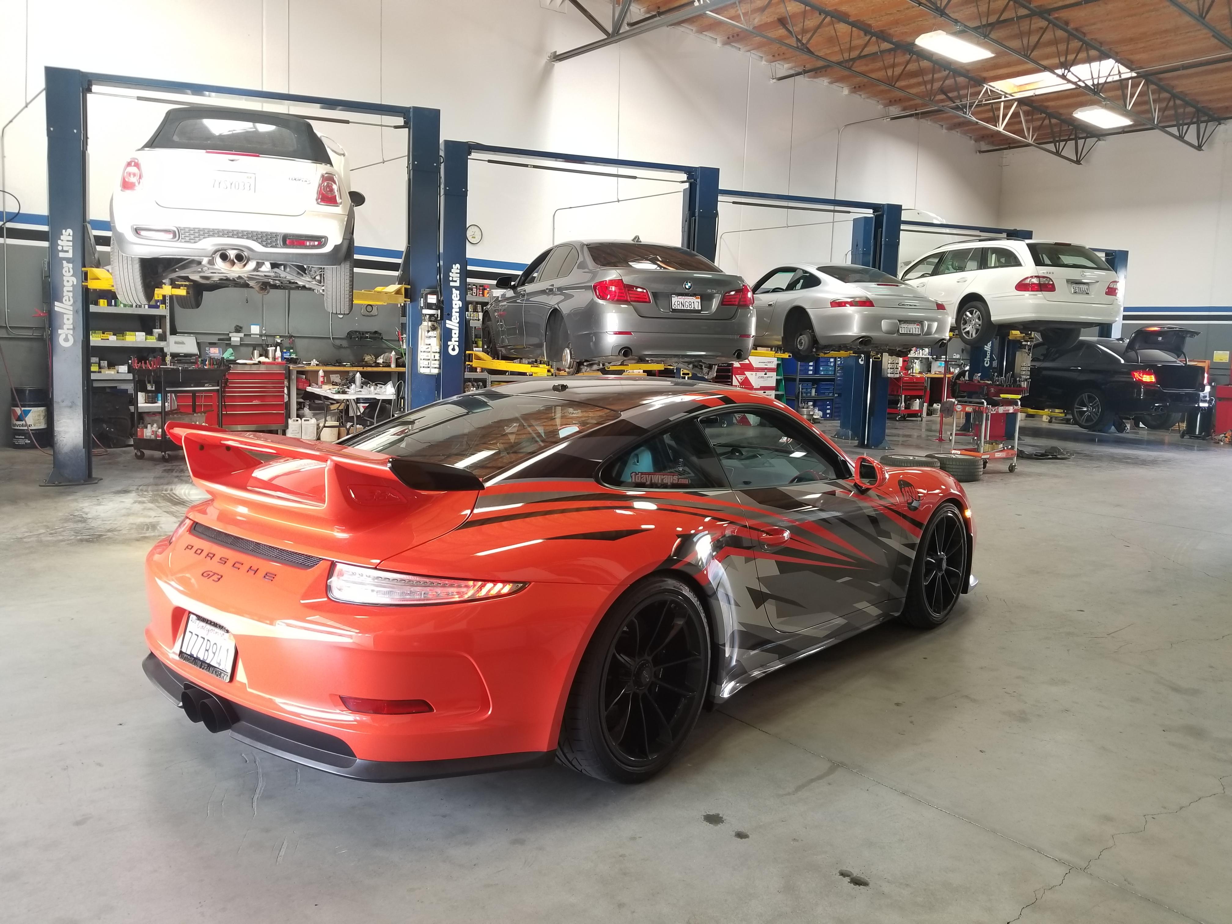 VR Tuned ECU Flash Tune Porsche 991 GT3 3 8L 475hp 14-16